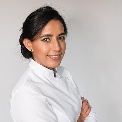 Claudia Villeda - Owner of Yuka's Latin Fusion Restaurant - Photo by Anika Fatouros