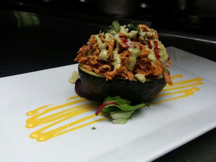 Yukas Latin Fusion - Menu -Aguacate Forrado - Restaurant Croton-on-Hudson NY