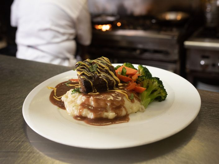 Yukas Latin Fusion - Menu -Costillas De Res Al Fuego Lento - Restaurant NY -Photo by Anika Fatouros