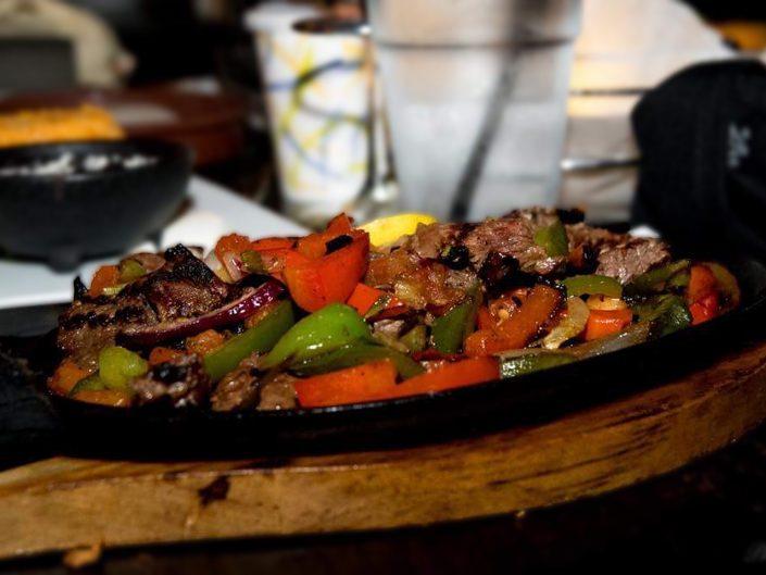 Yukas Latin Fusion - Menu- Fajitas - Restaurant NY