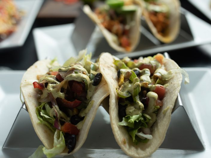 Yukas Latin Fusion - Menu - Vegan Tacos - Restaurant NY - Photo by Anika Fatouros