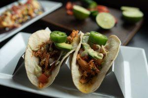 Yukas Fusion Lation - Menu-Street Tacos- Pollo Desmechado - Restaurant Westchester NY - Photo by Anika Fatouros